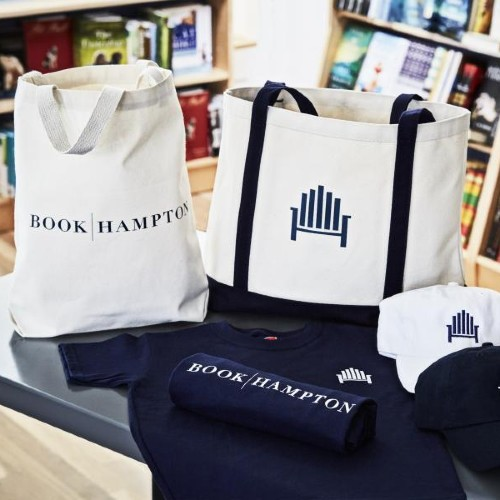 BookHampton Tote Bags and Swag