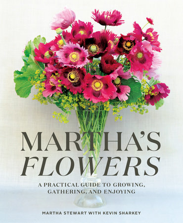 Martha's Flowers Book Cover