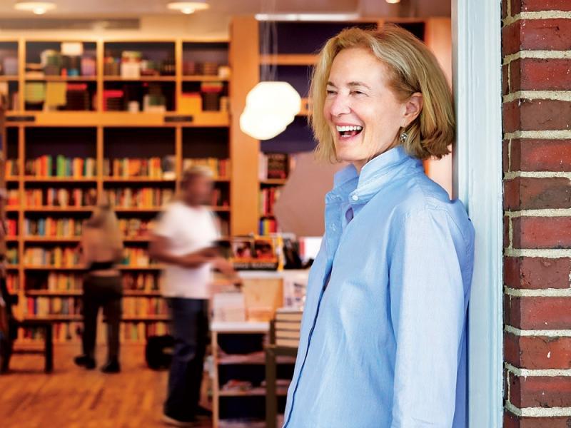 BookHampton founder Carolyn Brody