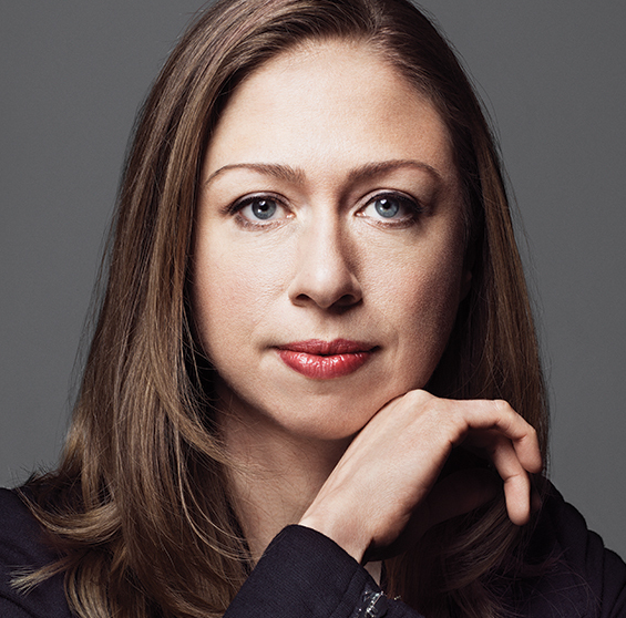 Chelsea Clinton Author Photo