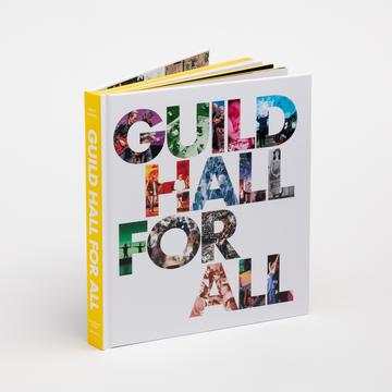 Guild Hall for All Book Cover