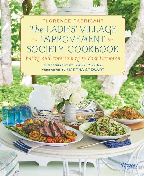 The Ladies Village Improvement Society Cookbook