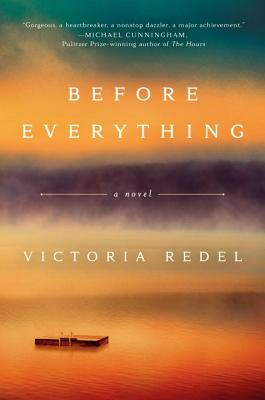 Victoria Redel Before Everything Book Cover